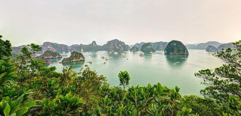 Les sites classés au Nord-Vietnam