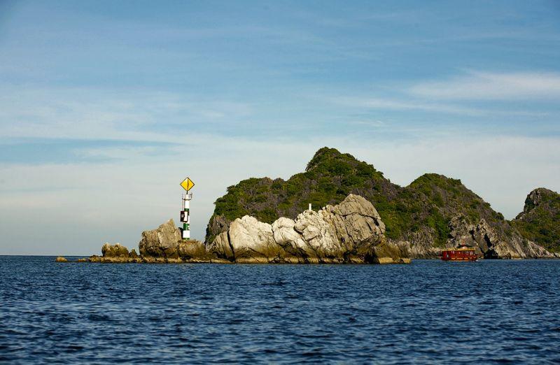 Les vestiges de l'Indochine française à Haiphong