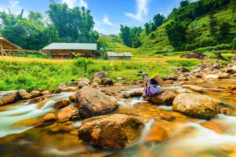 Voyager dans le respect de l'environnement au Vietnam
