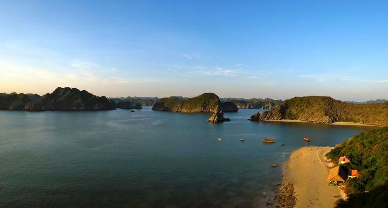 Les plages du Nord du Vietnam