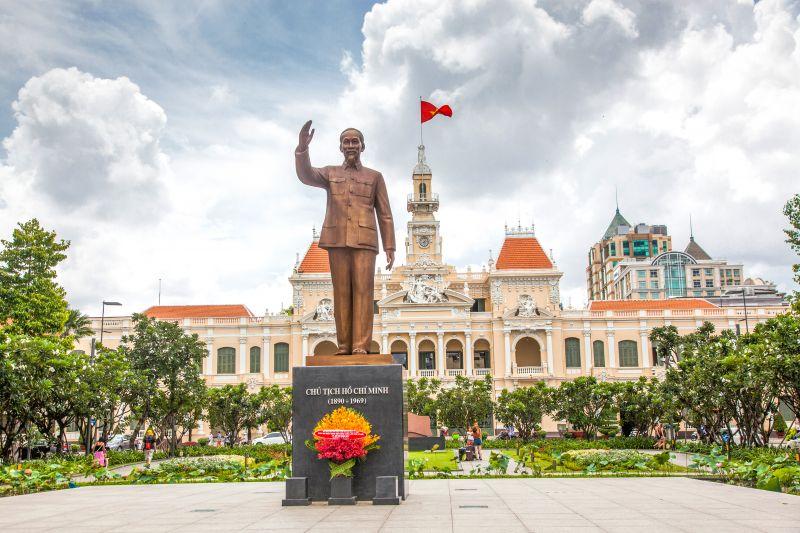 Au Sud : Les vestiges de l'Indochine française à Ho Chi Minh Ville