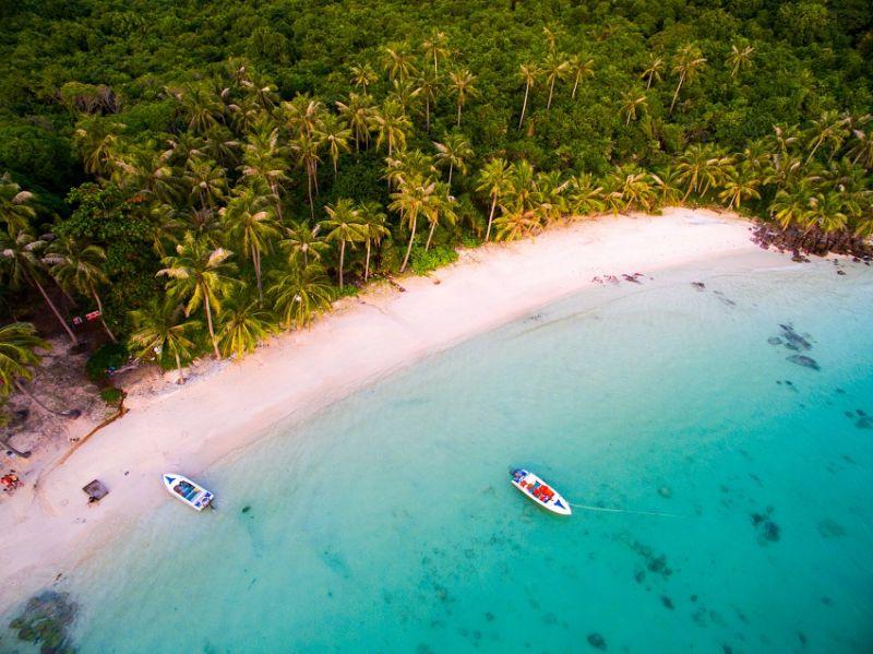 Les plages du Sud du Vietnam