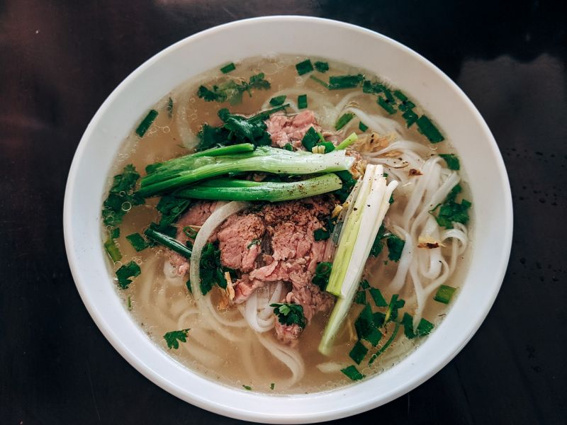 La cuisine du Nord du Vietnam