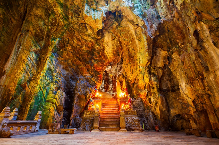 bigstock Marble Mountains Cave In Danan SM
